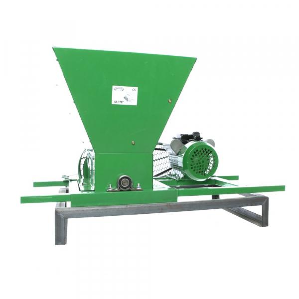 Zdrobitor Electric de Fructe si Legume, capacitate maruntire 200KG/H, putere motor 750W 14
