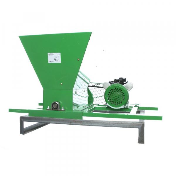 Zdrobitor Electric de Fructe si Legume, capacitate maruntire 200KG/H, putere motor 750W 16