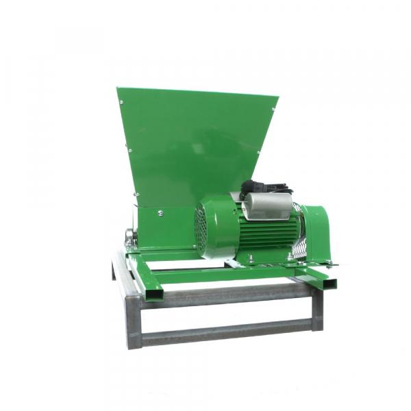 Zdrobitor Electric de Fructe si Legume, capacitate maruntire 200KG/H, putere motor 750W 20