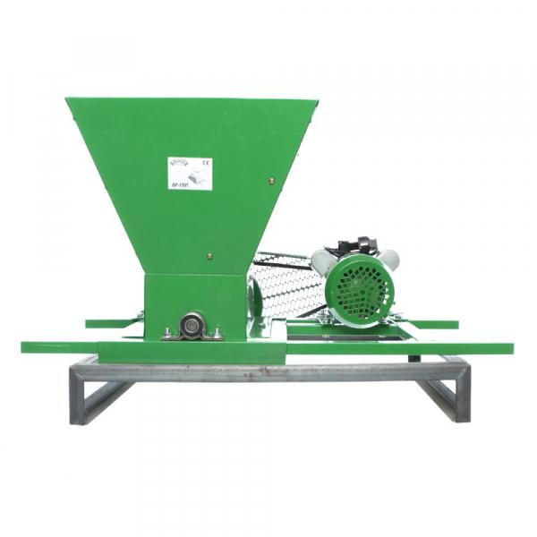 Zdrobitor Electric de Fructe si Legume, capacitate maruntire 200KG/H, putere motor 750W 15
