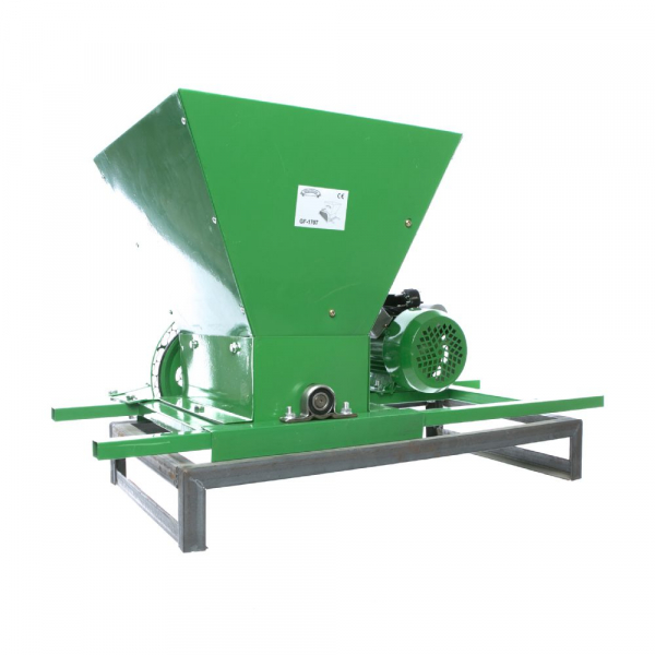 Zdrobitor Electric de Fructe si Legume, capacitate maruntire 200KG/H, putere motor 750W 13