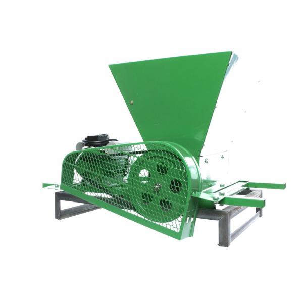 Zdrobitor Electric de Fructe si Legume, capacitate maruntire 200KG/H, putere motor 750W 5
