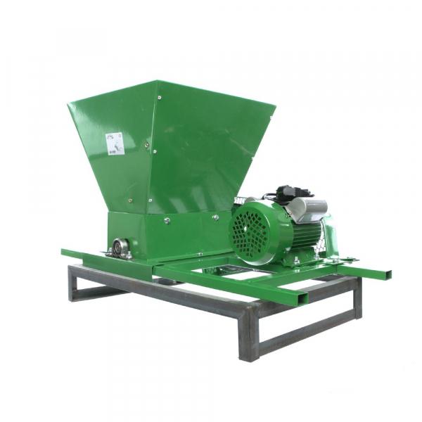 Zdrobitor Electric de Fructe si Legume, capacitate maruntire 200KG/H, putere motor 750W 18