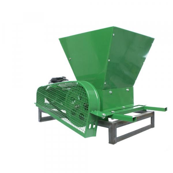 Zdrobitor Electric de Fructe si Legume, capacitate maruntire 200KG/H, putere motor 750W 6