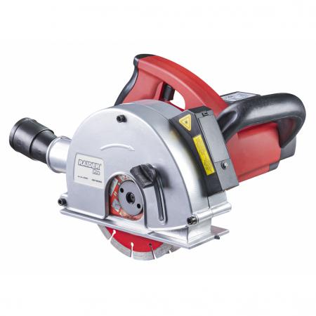 Freza, aparat, masina pentru caneluri 1700W, disc150 mm, adancime 5-40mm, 4000 min-1 RDP-WCH021