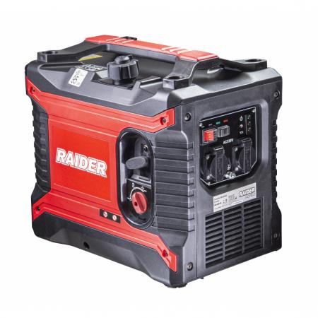 Generator pe benzina 4 timpi 2.5 kw, 2500 w, 3.3 cp Invertor RD-GG101