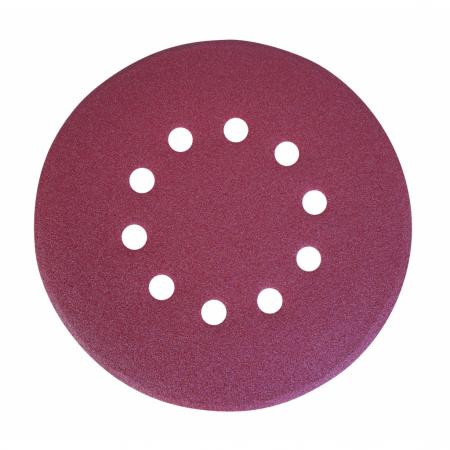 Slefuitor pentru pereti, 710 W, 225 mm, tija telescopica, turatie reglabila, valiza plastic, accesorii RD-DS044