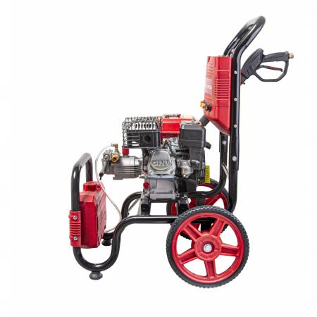 Aparat de spalat cu presiune pe benzina 6.5 CP, 4800W, 20MPa, 10L/min, RD-GHPC06 RAIDER2