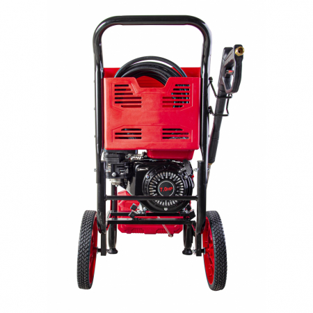 Aparat de spalat cu presiune pe benzina 6.5 CP, 4800W, 20MPa, 10L/min, RD-GHPC06 RAIDER3