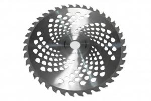 Disc pentru motocoasa nr.10 (255) cu vidia ONDULAT Micul Fermier0