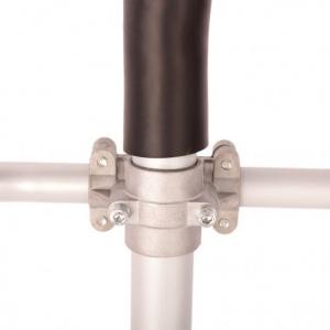 Pachet Motocoasa Micul Fermier 2.5kw, 3,4 CP, Complet accesorizata cu 3 accesorii, 2 moduri de taiere + FURCA cu 4 coarne5