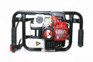 Motoburghiu (foreza) pentru pamant 1.5kW HY-GD550-DF-805 TRIGO TECH cu reductor1