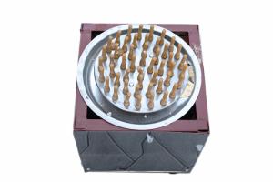 Deplumator prepelite WQ-30, KW180,1370/min [5]