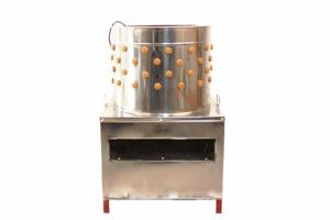 Deplumator pasari profesional ( aparat de jumulit pasari ) 2200W, 240 RPM, 16-18 pasari pe minut [1]