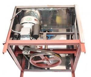 Deplumator pasari profesional ( aparat de jumulit pasari ) 2200W, 240 RPM, 16-18 pasari pe minut [3]