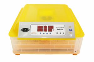Incubator / clocitoare automata pentru 48 oua de gaina si 132 oua de prepelita, 180 W [0]