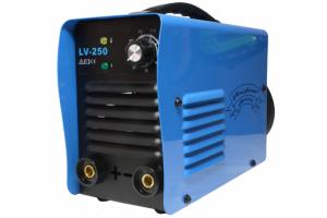 Aparat de sudura Micul Fermier LV 250A, pentru sudare de arc cu electrozi de 2-5 mm, complet accesorizat5