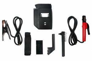 Aparat de sudura Micul Fermier LV 250A, pentru sudare de arc cu electrozi de 2-5 mm, complet accesorizat1