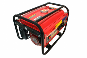 Generator electric monofazat pe benzina Micul Fermier, MF-3500, 2800W , 4Cp [5]