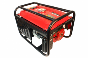 Generator electric monofazat pe benzina Micul Fermier, MF-3500, 2800W , 4Cp [4]