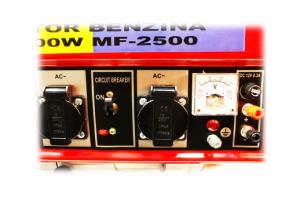 Generator pe benzina Micul Fermier, MF-2500, 2200W [6]