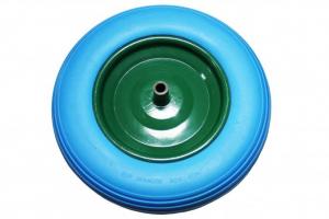 Roata pentru roaba cu ax subtire, dimensiune 350-8, din SPUMA [0]