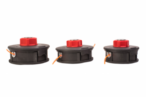 Tambur cu fir pentru motocositoare 2.4mm, 1.0F, buton ROSU MIC1