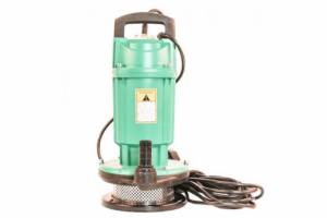 Pompa submersibila refulare la 35M, putere 0,75kW, debit 25 L/Min VERDE Micul Fermier [1]