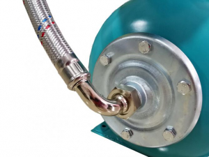 Hidrofor 0,75kW/1HP AUJET 100L, DEETOOLZ [2]