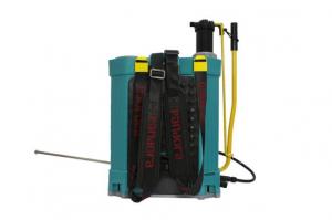 Pompa de stropit electrica si manuala ( 2 in 1 ) 16 Litri 5 Bari, Vermorel Pandora ( Herly ) cu baterie acumulator si manuala + Lance telescopica 3.3 m din inox [10]