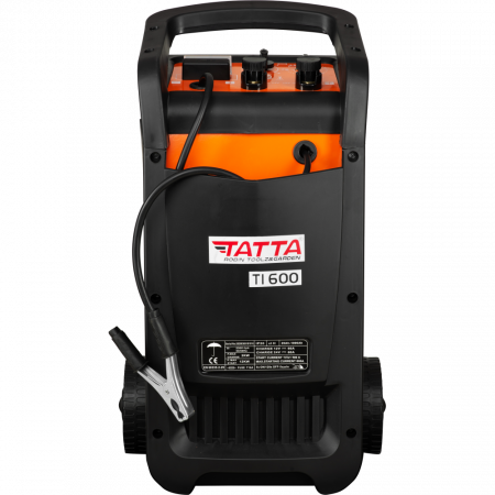 Robot de pornire auto Tatta TI600 Profesional, curent de incarcare max 50A, curent pornire 540A, putere 2.0 KW1