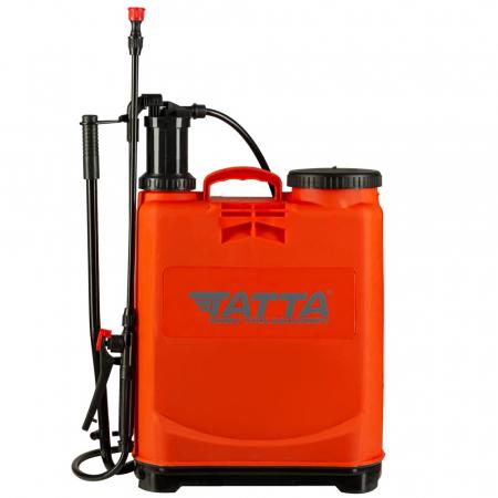 Pompa de stropit actionata manual Tatta TP-20D-1M, 20L, 2.4 bari2