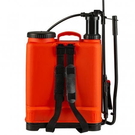 Pompa de stropit actionata manual Tatta TP-20D-1M, 20L, 2.4 bari3