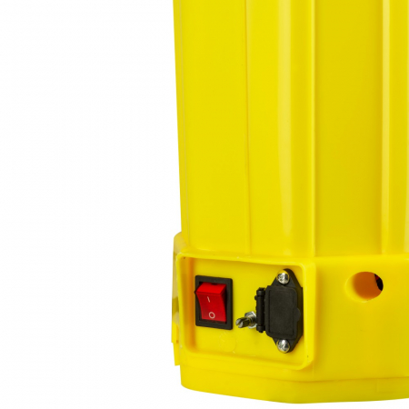 Pompa de stropit cu acumulator si actionare manuala 2 in 1 Tatta TP-1640AM, 16L, 12V2