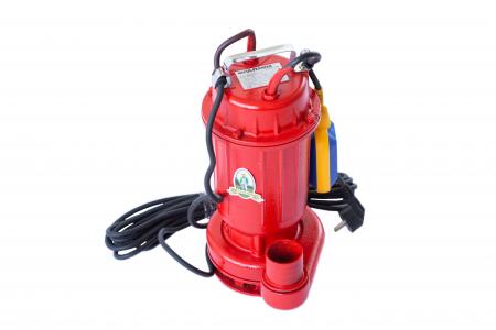 Pompa apa murdara 16m ROSIE cu PLUTITOR, putere 1.1 KW, refulare la 16 M, Micul Fermier2