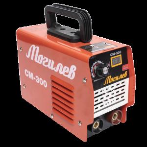 Aparat de sudura invertor MOGHILEV CM-300 , 300 AH, accesorii incluse, electrozi 1.6-4MM1