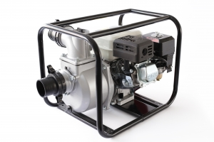 Motopompa pe benzina pe 3 TOLI putere 6,5cp debit 40000L/H2