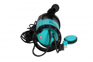 Pompa submersibila DETOOLZ, 750W, apa curata/murdara, 3in13