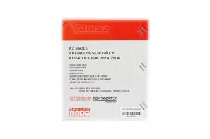 Aparat de sudura Invertor AlmazProfi 250A AZ-ES003, Clesti de sudura + masca de mana [5]