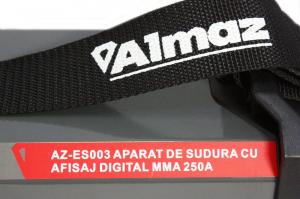 Aparat de sudura Invertor AlmazProfi 250A AZ-ES003, Clesti de sudura + masca de mana [11]