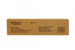 Dispozitiv de taiere gresie si faianta Detoolz 400 mm13