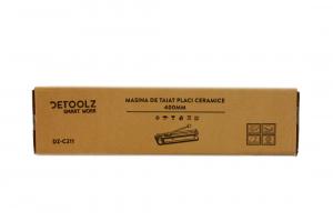 Dispozitiv de taiere gresie si faianta Detoolz 400 mm10
