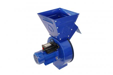 Moara electrica ruseasca albastra 3.5kW, 100% cupru, 400 de kg pe ora.4