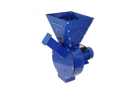 Moara electrica ruseasca albastra 3.5kW, 100% cupru, 400 de kg pe ora.0