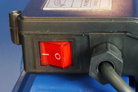 Moara electrica ruseasca albastra 3.5kW, 100% cupru, 400 de kg pe ora.14