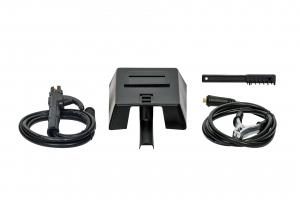 Aparat de Sudura, Invertor Almaz 250A AZ-ES002, Electrod 1.6-5mm, accesorii incluse + Manusi de protectie marime 165