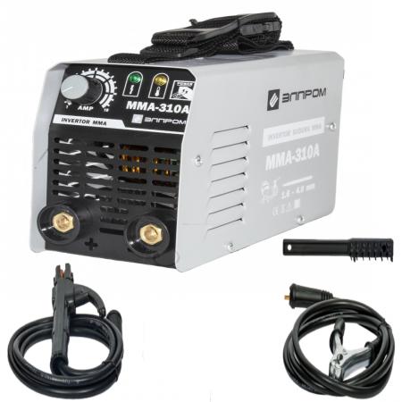 Aparat de Sudura Invertor ELPROM MMA 310A, diametru electrod 1.6 - 4 mm0