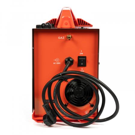 Aparat de sudura MIG-308 ALMAX, electrozi rutilici, electrozi bazici, electrozi inox5