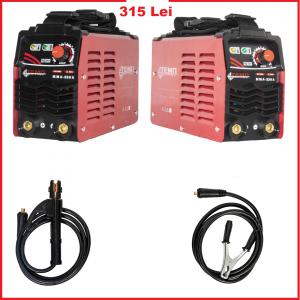 Aparat Invertor de sudura TEMP MMA 330A, diametru electrod 1.6 - 4 mm0