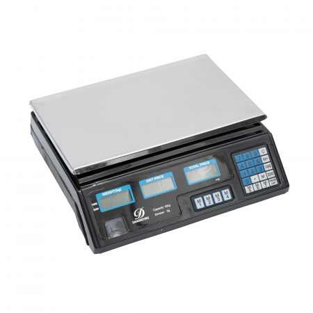 CANTAR ELECTRONIC PENTRU FRUCTE SI LEGUME, GREUTATE 40 KG [7]
